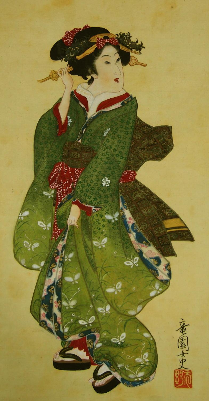 京都の掛け軸専門店 古美術神宮堂 Jc5